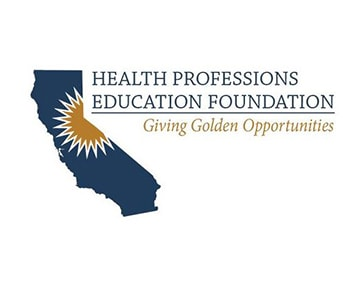 Health Professions Education Foundation logo