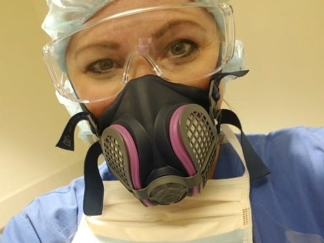 SJVC Respiratory Therapy Graduate Travels to New York to Help Treat Covid-19 Patients